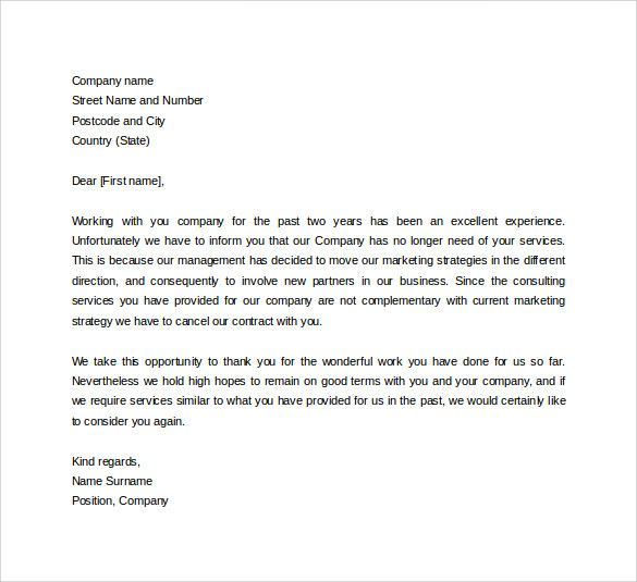the business letter structure formal normally format example best sample