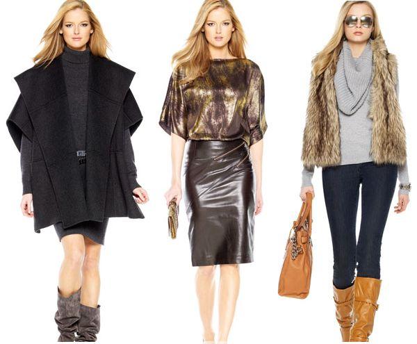 Michael kors clothing store