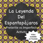 "A worksheet to accompany the viewing of the short film ""La Leyenda del Espantapájaros"" (available on YouTube).  Students are asked to provide a tra..."