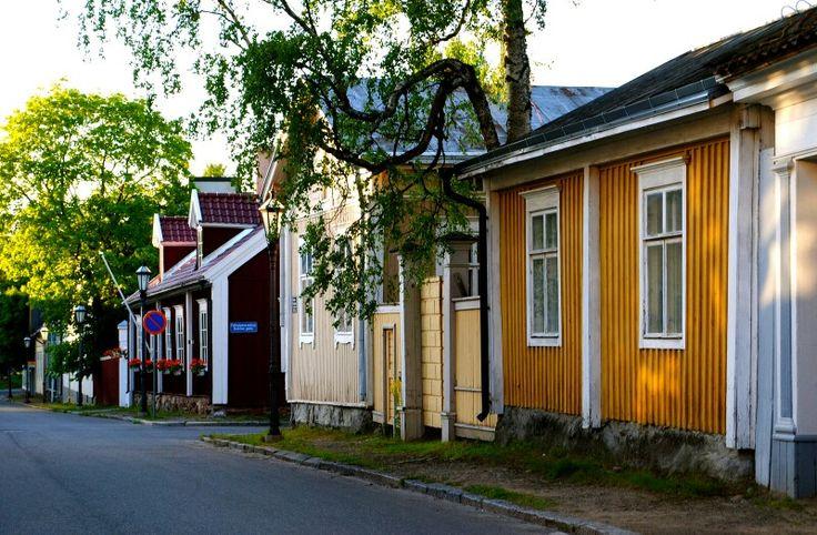 Vanha kaupunki- Neristan Kokkola