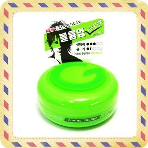 [ Gatsby ] Moving Rubber Hair Wax - 80g / Air Rise. -- This is an Amazon Affiliate link. See this great product.