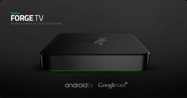 Forge TV: Η Razer φέρνει το Android και PC Gaming στο σαλόνι σας