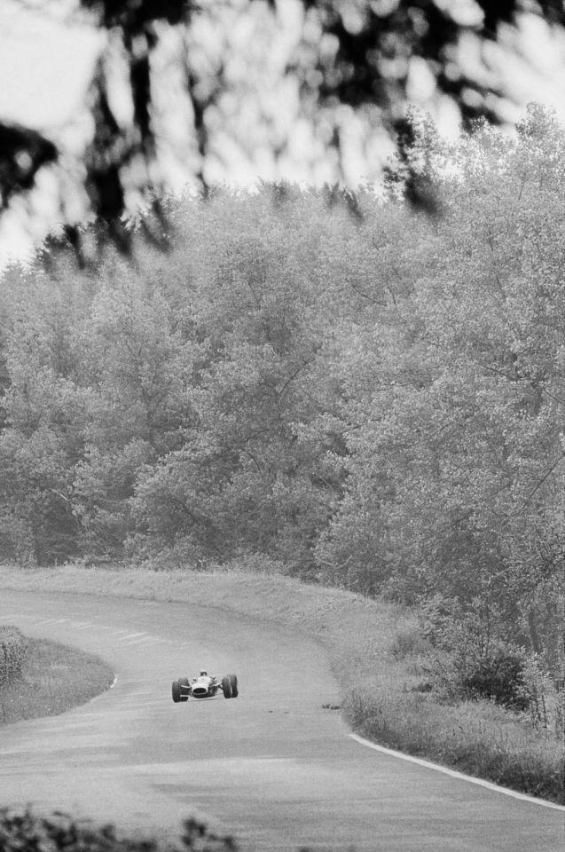 Jackie Stewart, Nürburgring