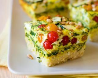 Gratin de riz aux légumes et au gruyère : http://www.fourchette-et-bikini.fr/recettes/recettes-minceur/gratin-de-riz-aux-lgumes-et-au-gruyre.html