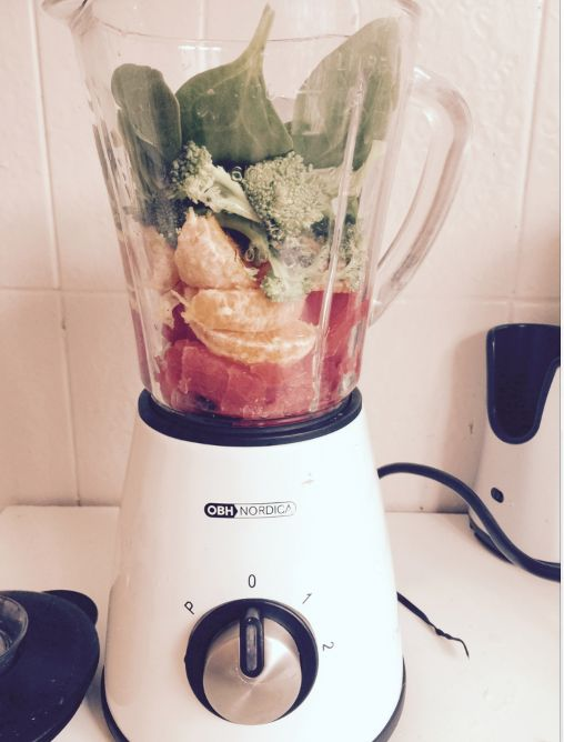 Morning smoothies <3
