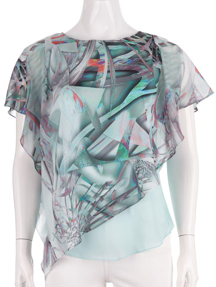 Donna Dura T-shirt 11006 - Shirts Korte Mouw - Shirts & Polo's - Dames - Roetgerink Mode & Schoenen