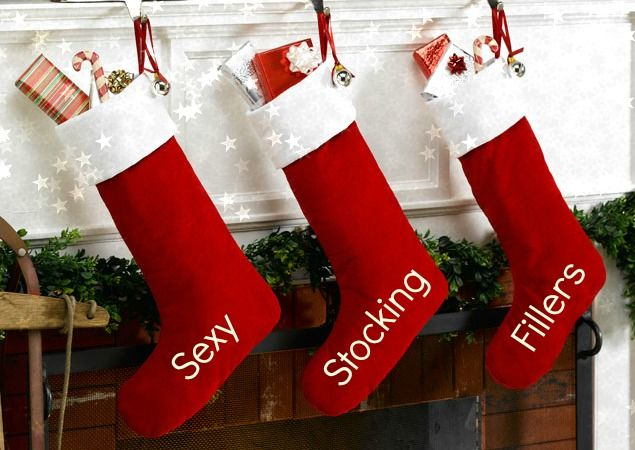 Sexy Stocking Fillers #sexy #stockings