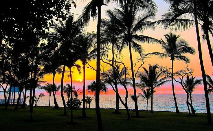 sunset..... Veradero, Cuba