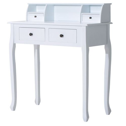 Found it at Wayfair.co.uk - Makeup Dividers Console Cosmetic Storage Dressing Table