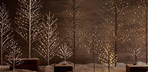 Pretty Trees For Holiday Decorating Holidaydecor Want Need Love Pinterest Trees