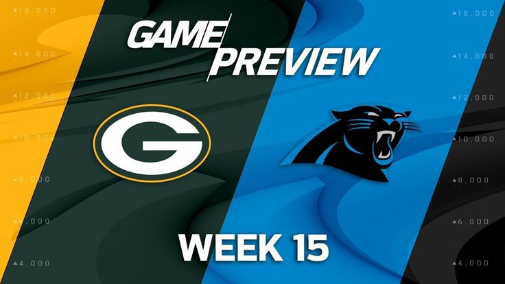 Green Bay Packers vs. Carolina Panthers | NFL Week 15 Game Preview | Film Review - NFL News Videos