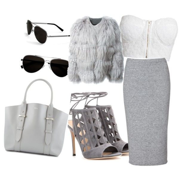 high fashion...... by shivangi-ss on Polyvore featuring polyvore fashion style NLY Trend Chloé Glamorous Gianvito Rossi Alexander McQueen Calvin Klein