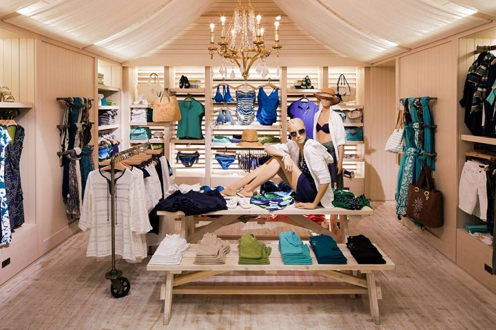 Tommy Bahama store by Michael Neumann Architecture, New York City