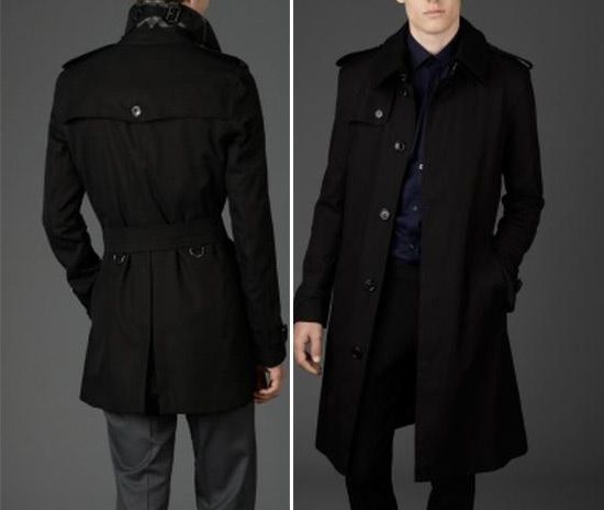 9 best Large Trench Coat For Men images on Pinterest