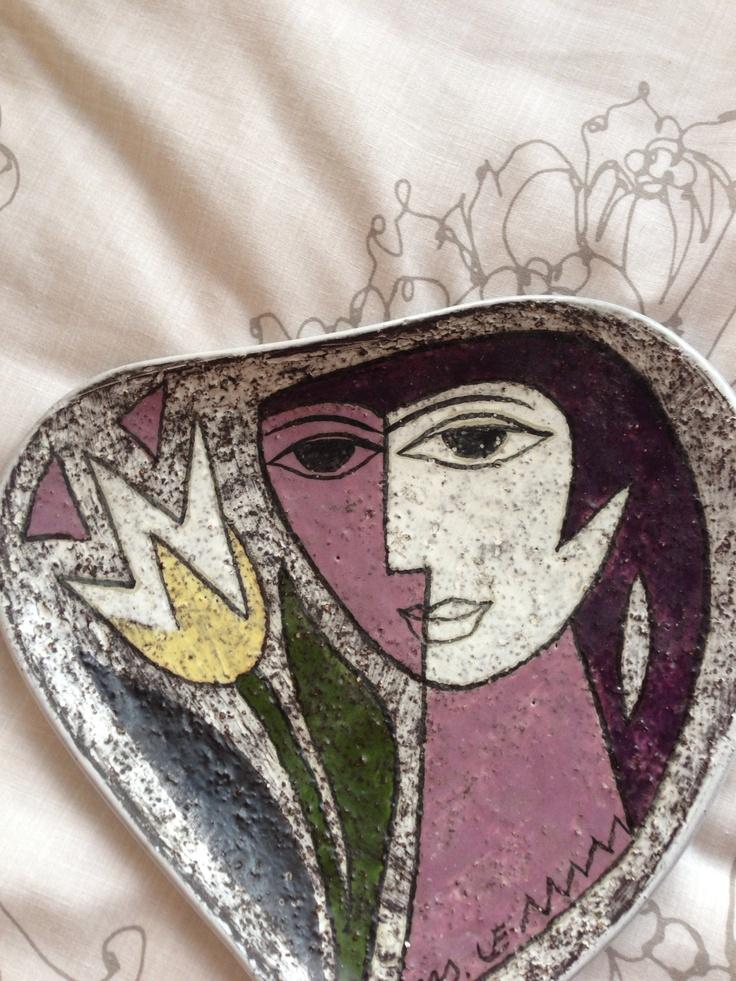 Tulip Lady - Mari Simmulson