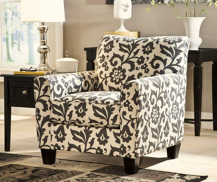 Flannel Levon Charcoal Accent Chair at Big Lots. & 14 best Furniture I love images on Pinterest | Living room furniture ...