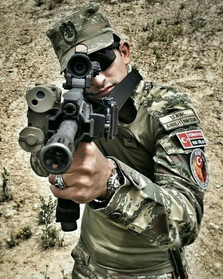 Turkey Special Forces, Turkish Air Forces Special Forces (MAK) Special Forces Combat Search Recovery