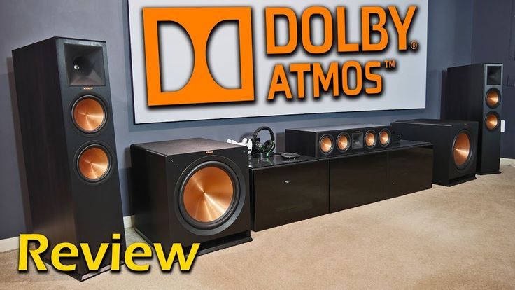Dolby Atmos Review - A General Overview and Review of Dolby Atmos and DTS-X - YouTube