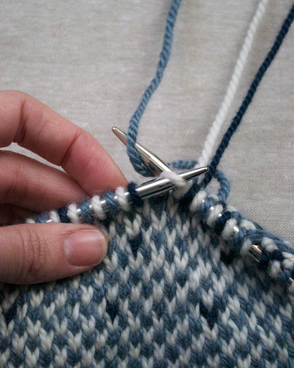 Double Knitting Blanket Pattern : 25+ best ideas about Double knitting on Pinterest
