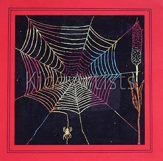 Spider web: Kids Artists