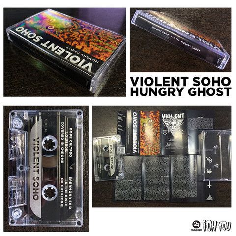 Hungry Ghost (Cassette)