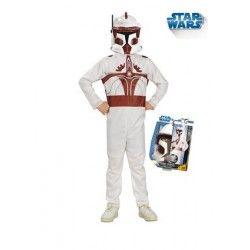 #Disfraz #Clone #Trooper #Comandante Infantil Entra en #mercadisfraces tu tienda de #disfraces #online y encuentra tus #disfraces #baratos de Star Wars.