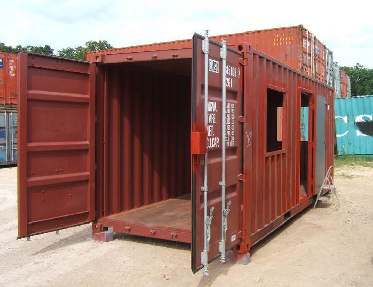 Why Your Storage Business Plan Should Include. Find This Pin And More On Container  Garages ... Great Pictures