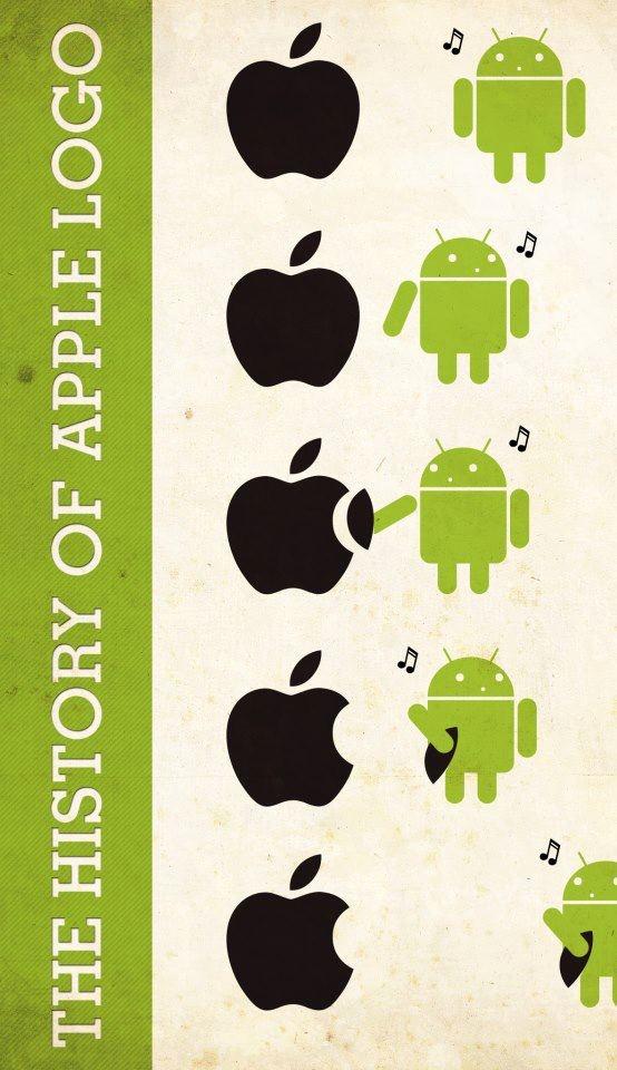 History of the Apple logo