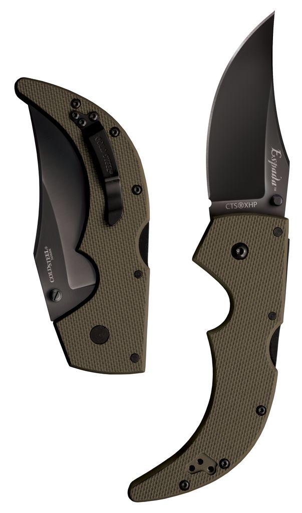 Cold Steel G-10 Espada EDC Folding Knife Blade(Medium) 62NGCM