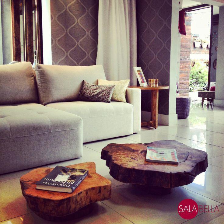 Living, sala de estar, mesas de centro...