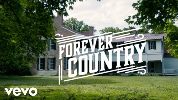 """Country Roads""   In celebration of ""The 50th Annual CMA Awards,"" CMA has created the biggest music video in Country Music history. Titled ""Forever Country,"" the single and ac..."