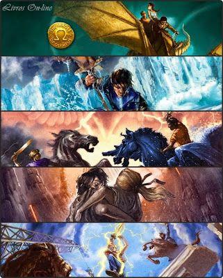 Livros On-line: Os Heróis do Olimpo