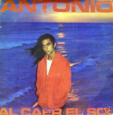 Antonio Flores - Al Caer el Sol - 1985