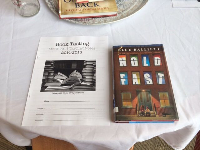 Book Tasting Program – Teen Services Underground