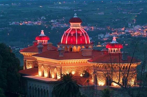 Monserrate Palace - Sintra