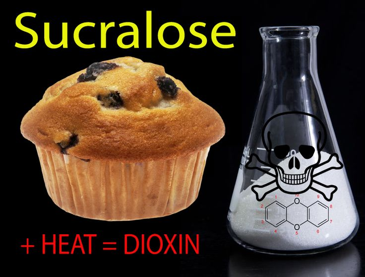 SUCRALOSE/SPLENDA'S HARMS VASTLY UNDERESTIMATED: BAKING RELEASES DIOXIN.  A new, in-depth review on the synthetic sweetener sucralose (marketed as Splenda), published in the JOURNAL OF TOXICOLOGY & ENVIRONMENTAL HEALTH, is destined to overturn widely held misconceptions about the purported safety of this ubiquitous artificial sweetener.