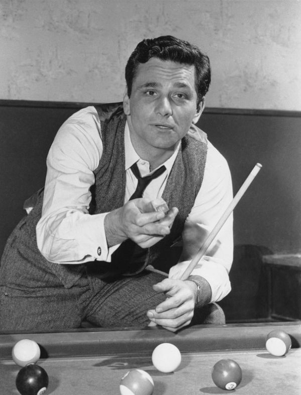 Peter Falk, as Lt. Columbo. Such an awesome TV detective.