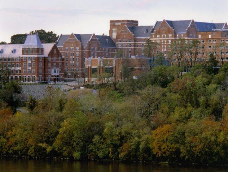 Georgetown University  Southwest Quadrangle   Robert A.M. Stern Architects