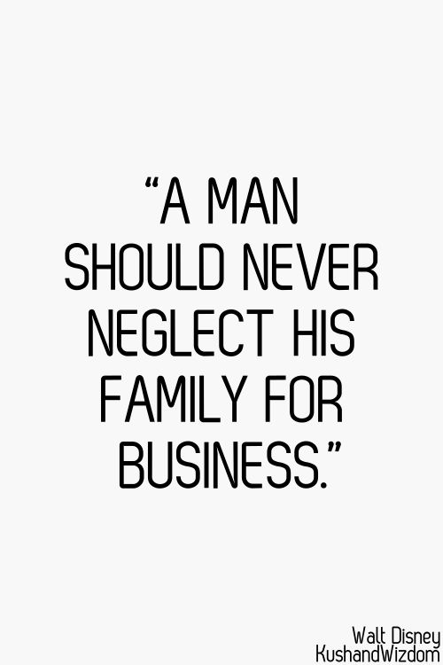 How much is family neglected these days for success. And he built an amazing company with theses values... Lets learn