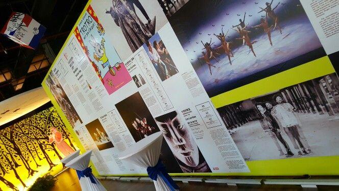 Vernissage du festival croisement à Changsha