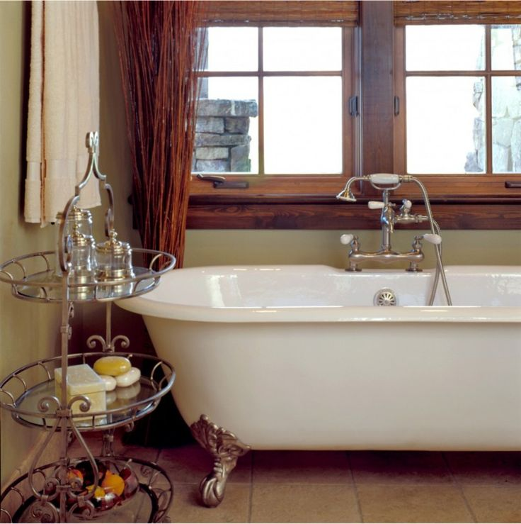 Ideas Stupendous Clawfoot Tub Shower Curtain Decorating Ideas Bathroom Eclectic Design Ideas Modern Stupendous Apothecary Jars Clawfoot Double Open Glass Window With Walnut Framed Modern Stainless Steel Bathtub Faucet Appealing Beach Themed Bathroom Decoration Ideas; Seashell And Coral Ornamental