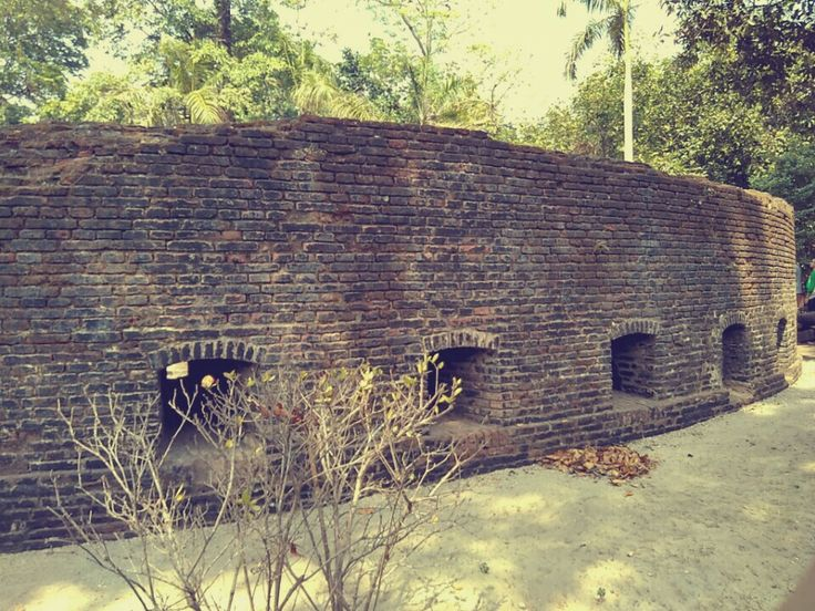 Salah satu benteng peninggalan bersejarah dipulau bidadari