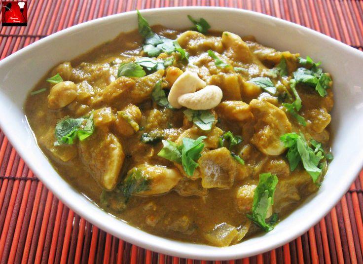Kaju curry recipe http://on.fb.me/1dA4uI4