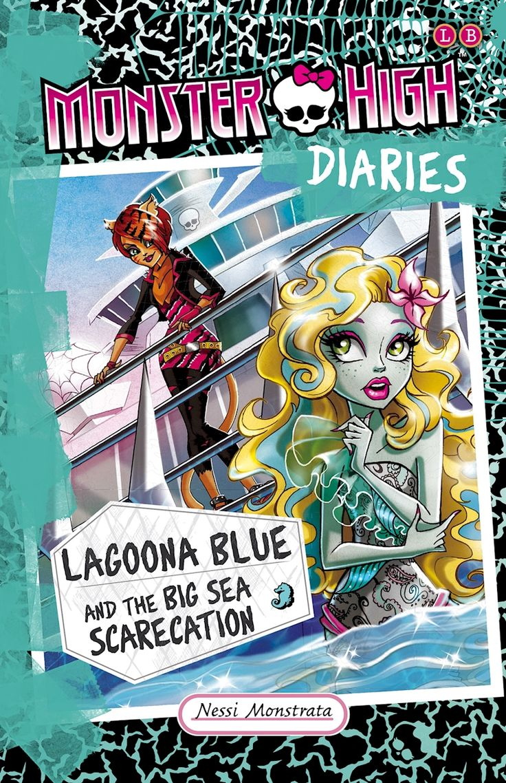 Monster High Diaries