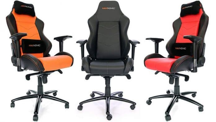 Review Of Maxnomic Esports Gaming Chairs Chairsfx In 2020 Chair Gaming Chair Esports