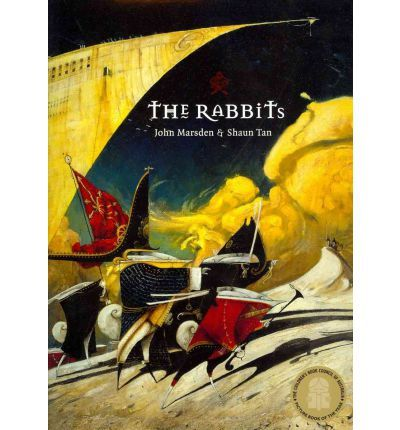 The Rabbits : Shaun Tan, John Marsden, Shaun Tan : 9780734411365
