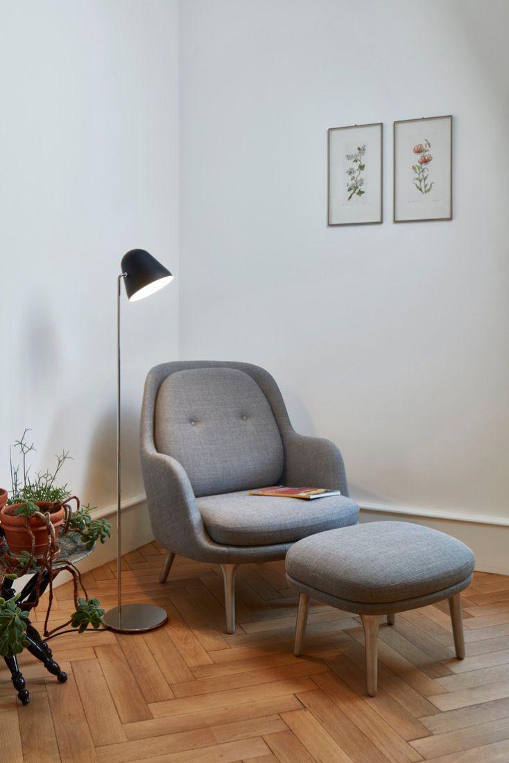 "The floor lamp design ""Tilt"" by the German brand Nyta. Very nice design :)"