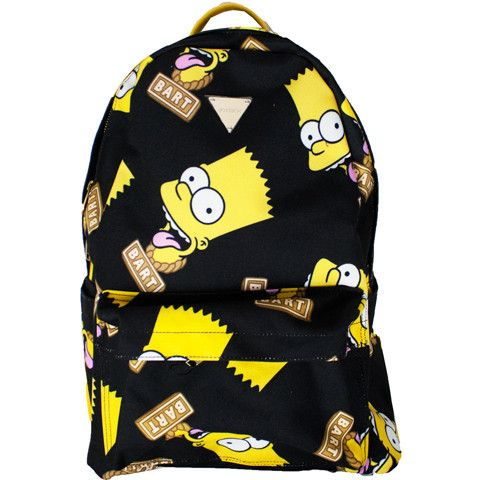 Joyrich Bart Simpson Backpack | CARSON'S APARTMENT ...