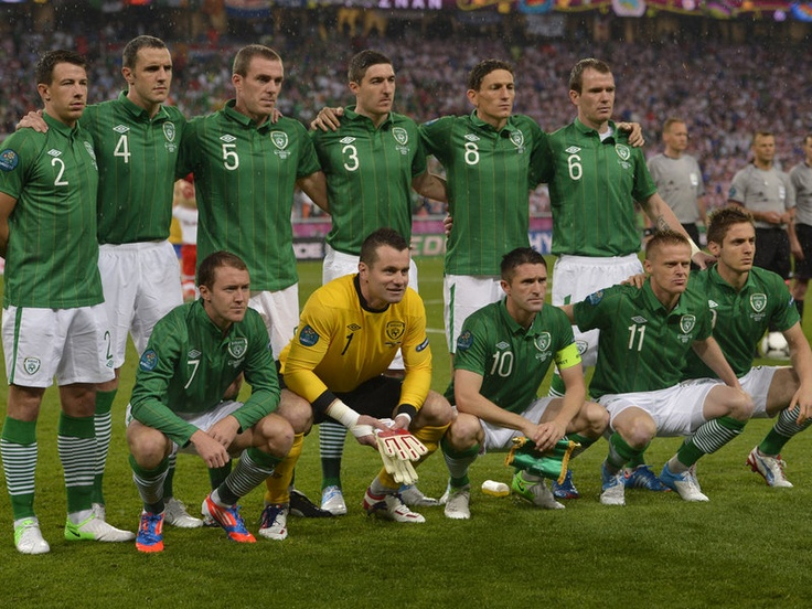 Republic of Ireland begin their eagerly-anticipated campaign in Poznan.