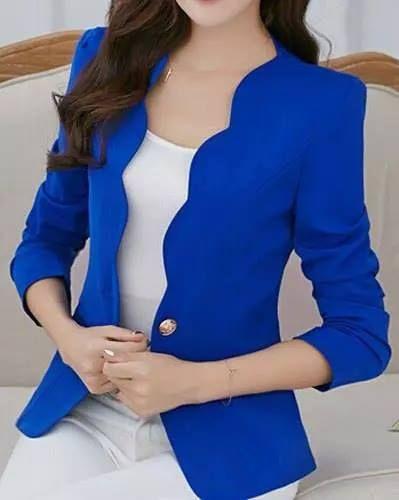 Blue veste